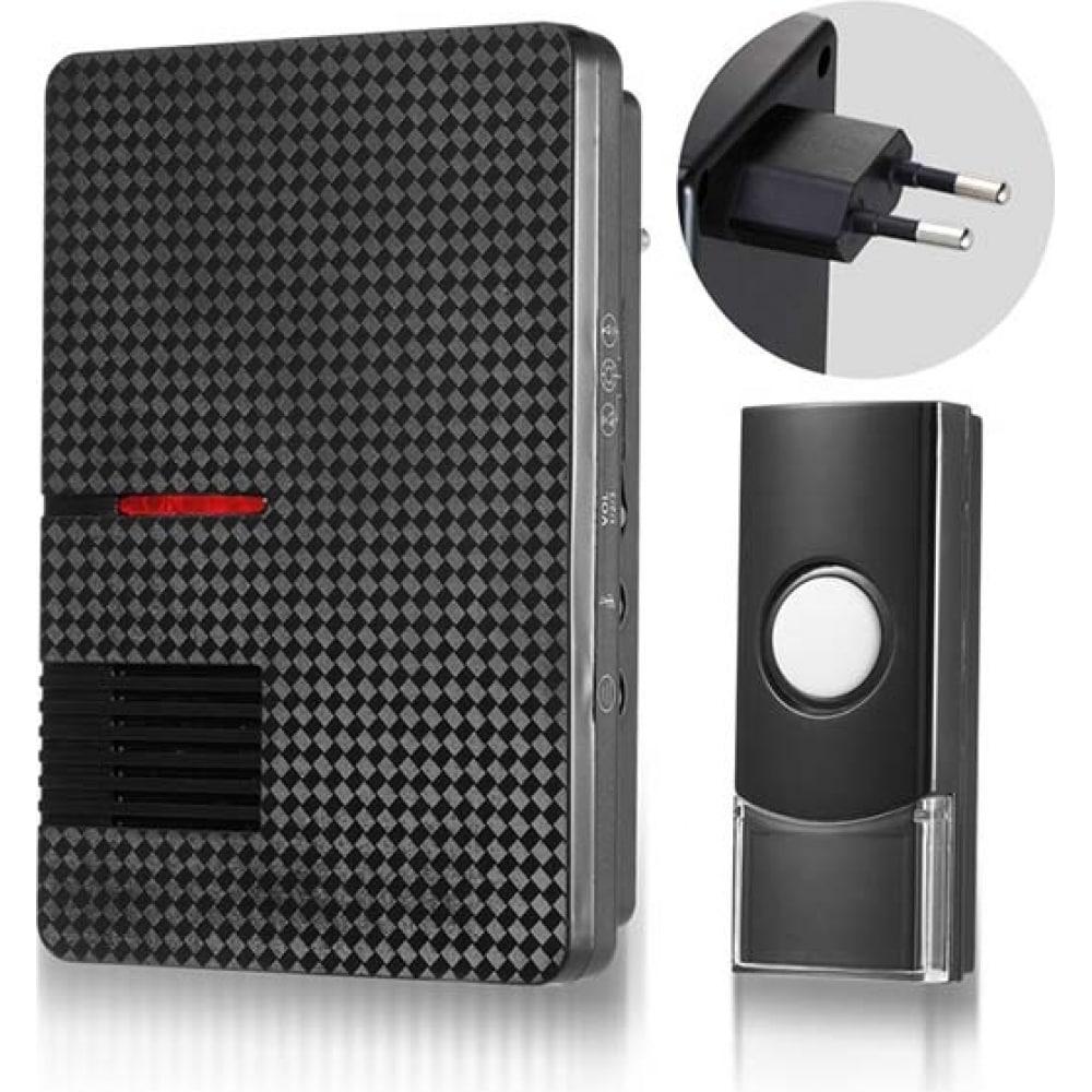 Электрический бытовой дверной звонок elektrostandard /dbq12m ac 36m ip44 / клетка a031380