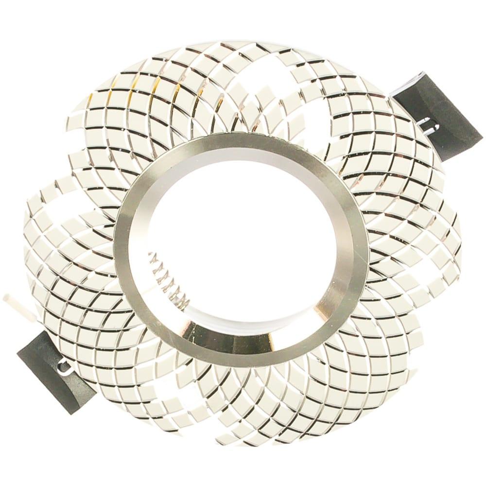 Купить Встраиваемый светильник elektrostandard 2006 mr16 wh белый a031866