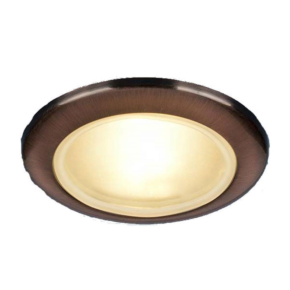 Купить Встраиваемый светильник elektrostandard 1080 mr16 rab медь a031494