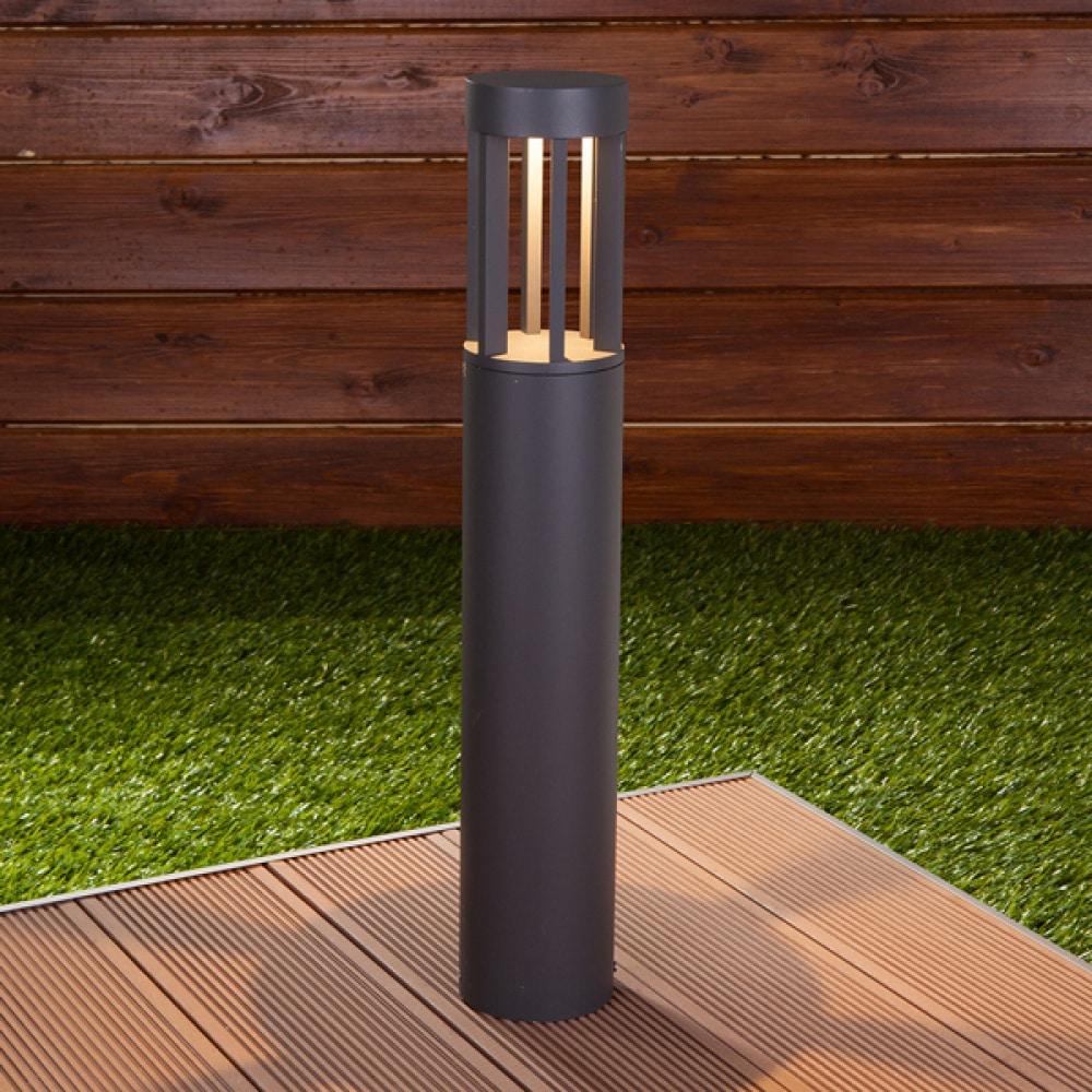 Садово-парковый светильник со светодиодами elektrostandard 1622 techno led / apart a039873