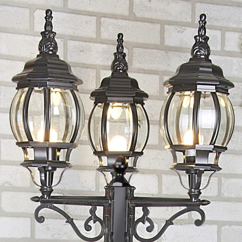 Купить Садово-парковый светильник elektrostandard nlg99hl005 / черный нов.уп a025754