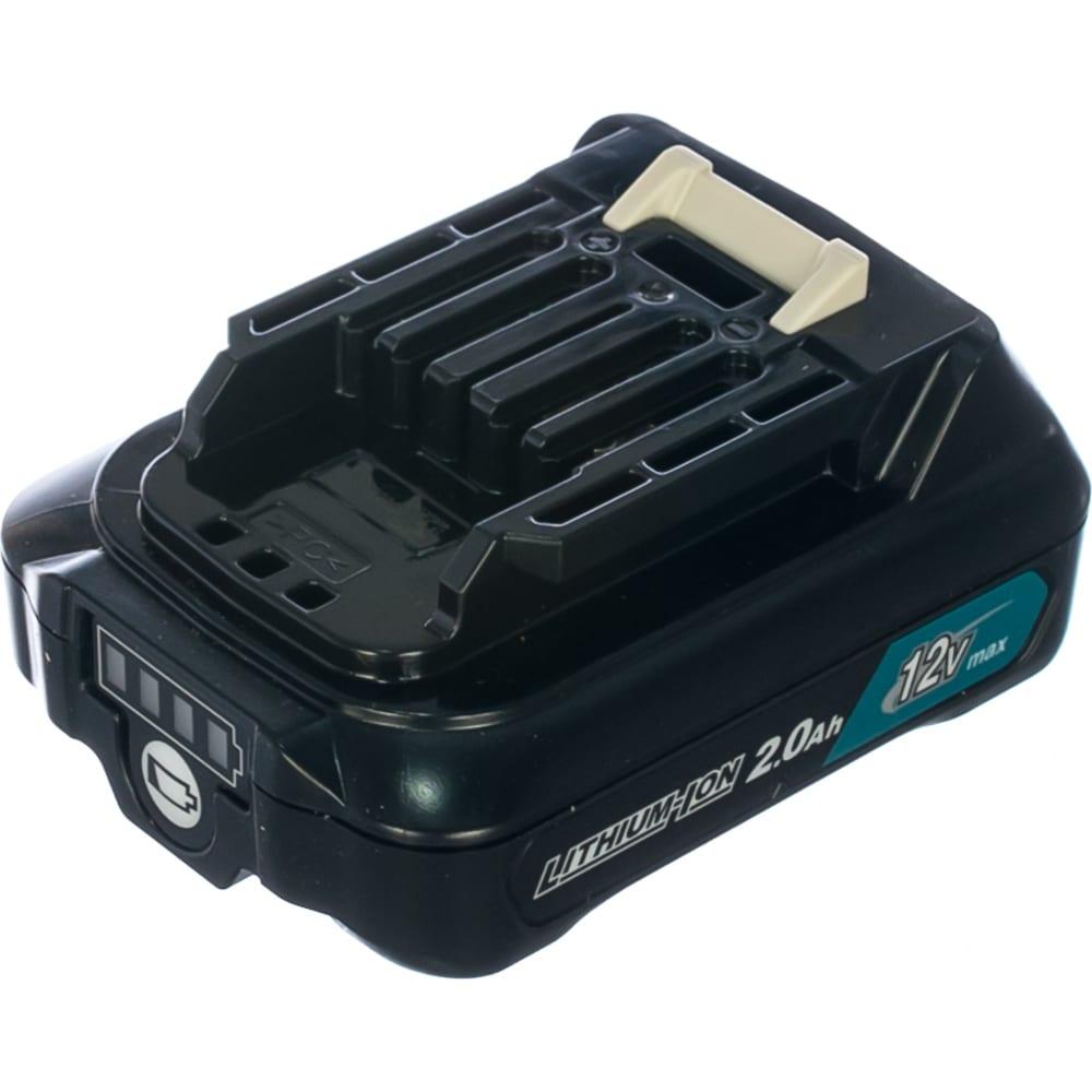 Набор 2 аккумулятора bl1021b + зарядное устройство dc10sb makita 197658-5