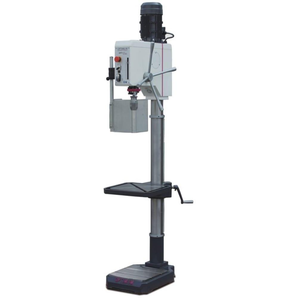 Вертикальный сверлильный станок optimum optidrill dh28gs d3034230