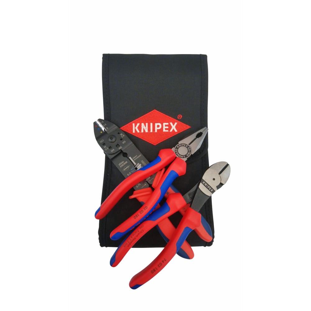 Набор knipex авто