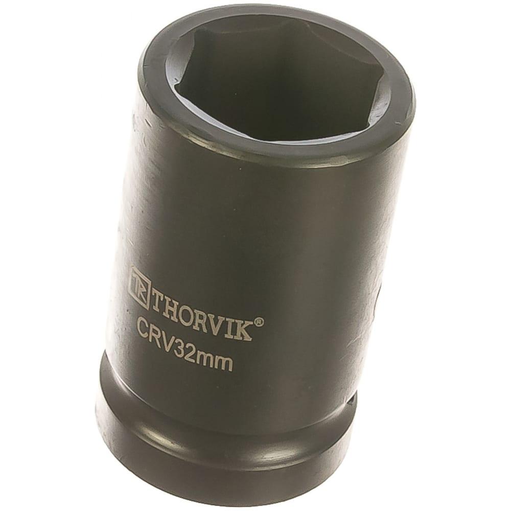 Купить Головка торцевая для ручного гайковерта 1 dr, 32 мм thorvik lsws00132 52758