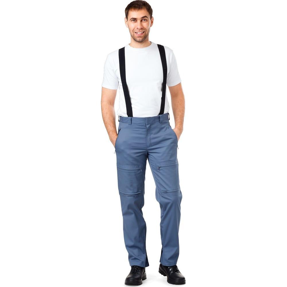 Купить Летние мужские брюки техноавиа пилот серо-синие, размер 96. рост 170 3975e