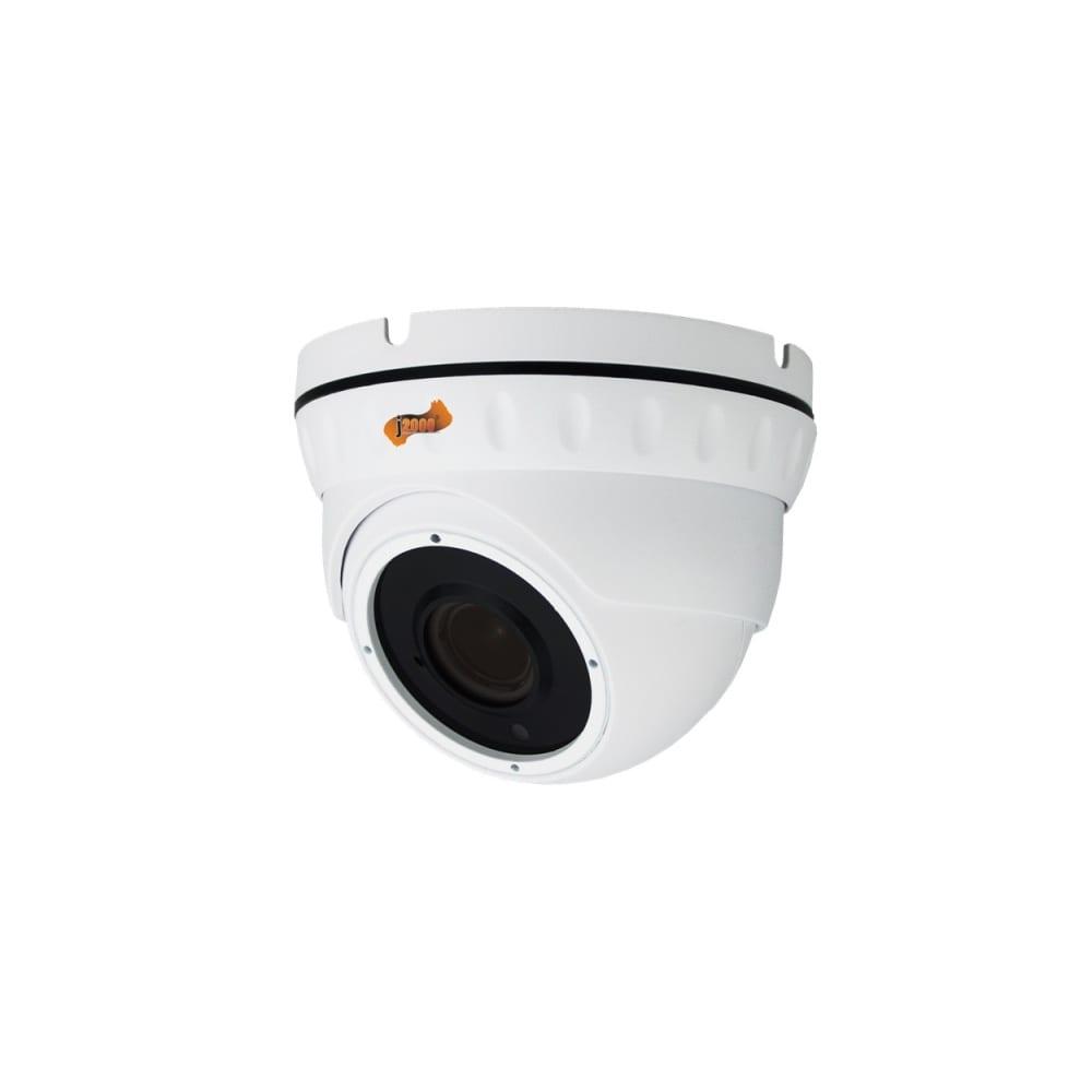 Антивандальная купольная ip видеокамера  hdip4dm30p