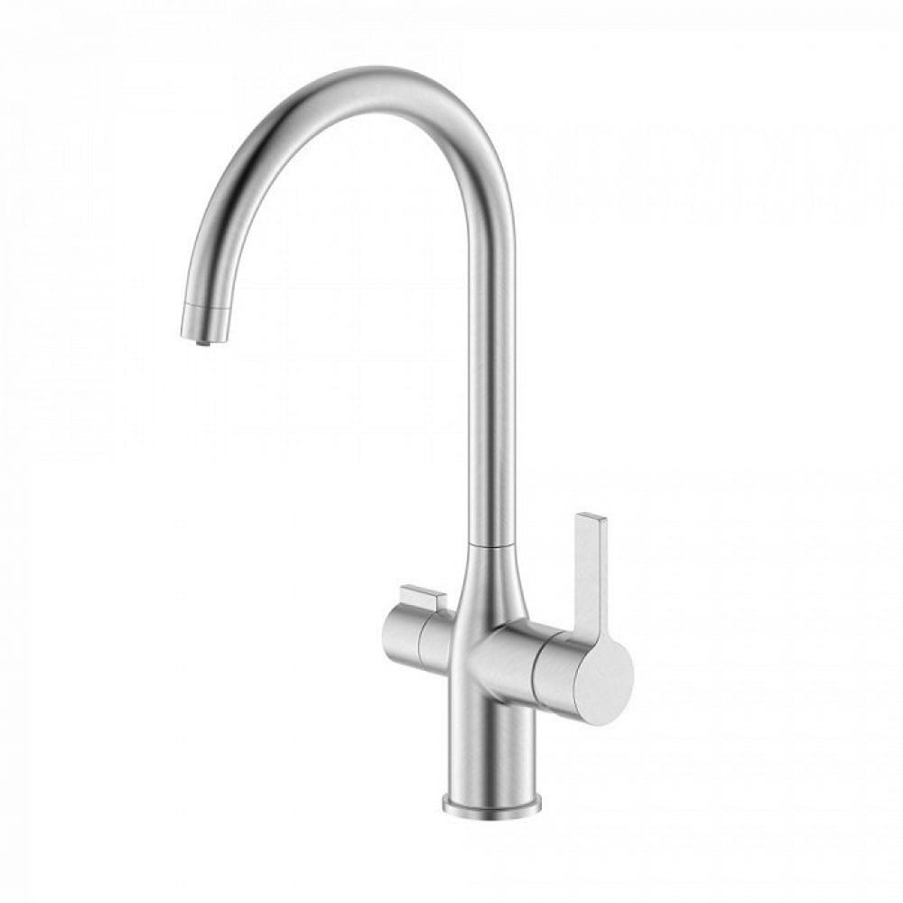 Смеситель для кухни с каналом для фильтрованной воды iddis pure purbnfji05.