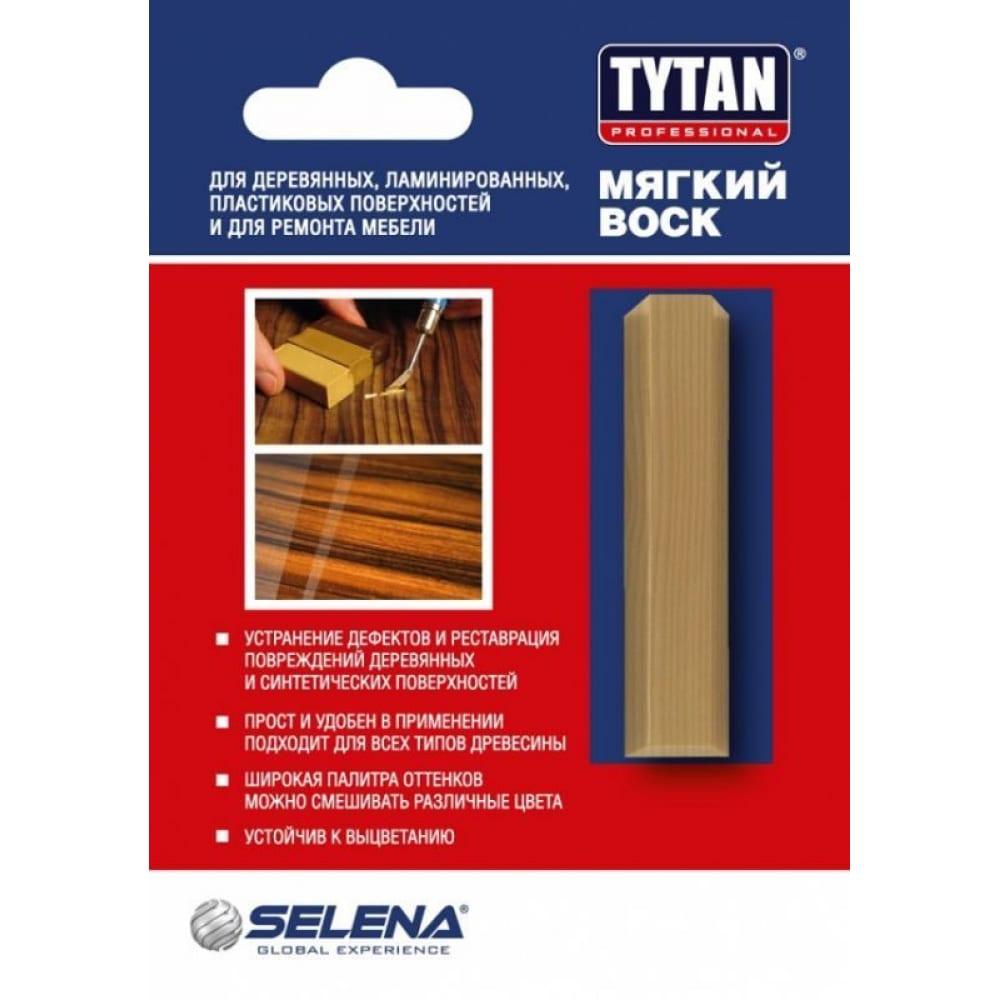 Купить Мягкий воск для дерева и мебели tytan professional 50 белый 64486