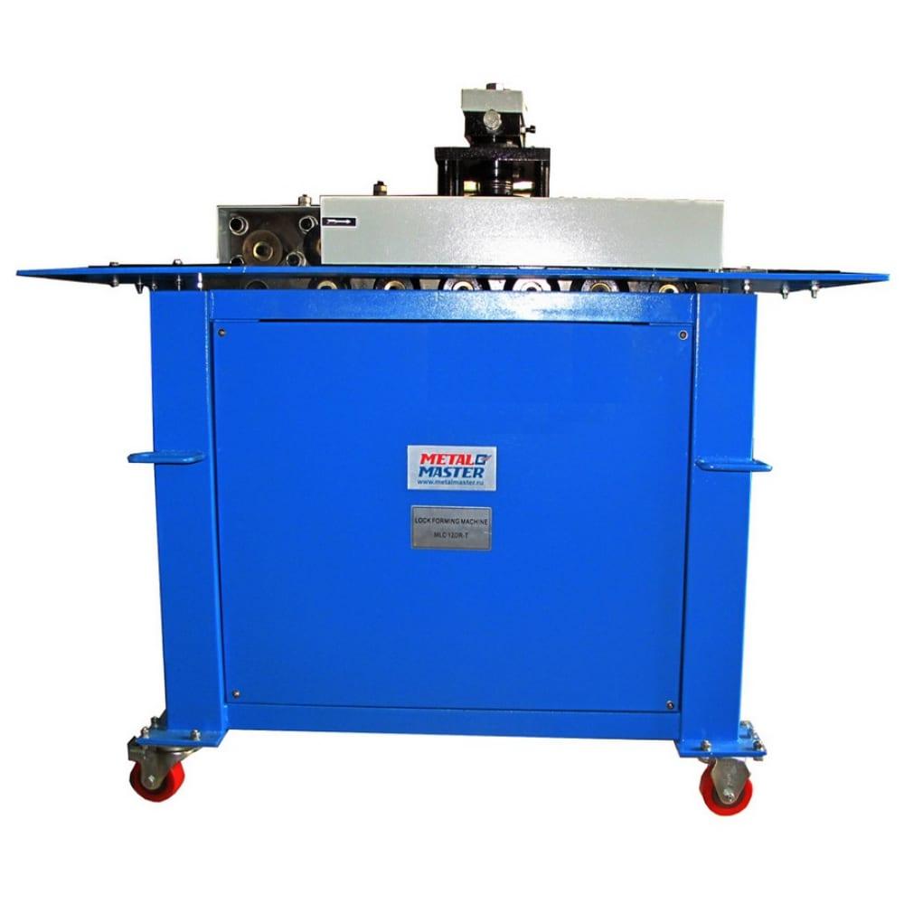 Фальцепрокатный станок metalmaster mlc-12dr