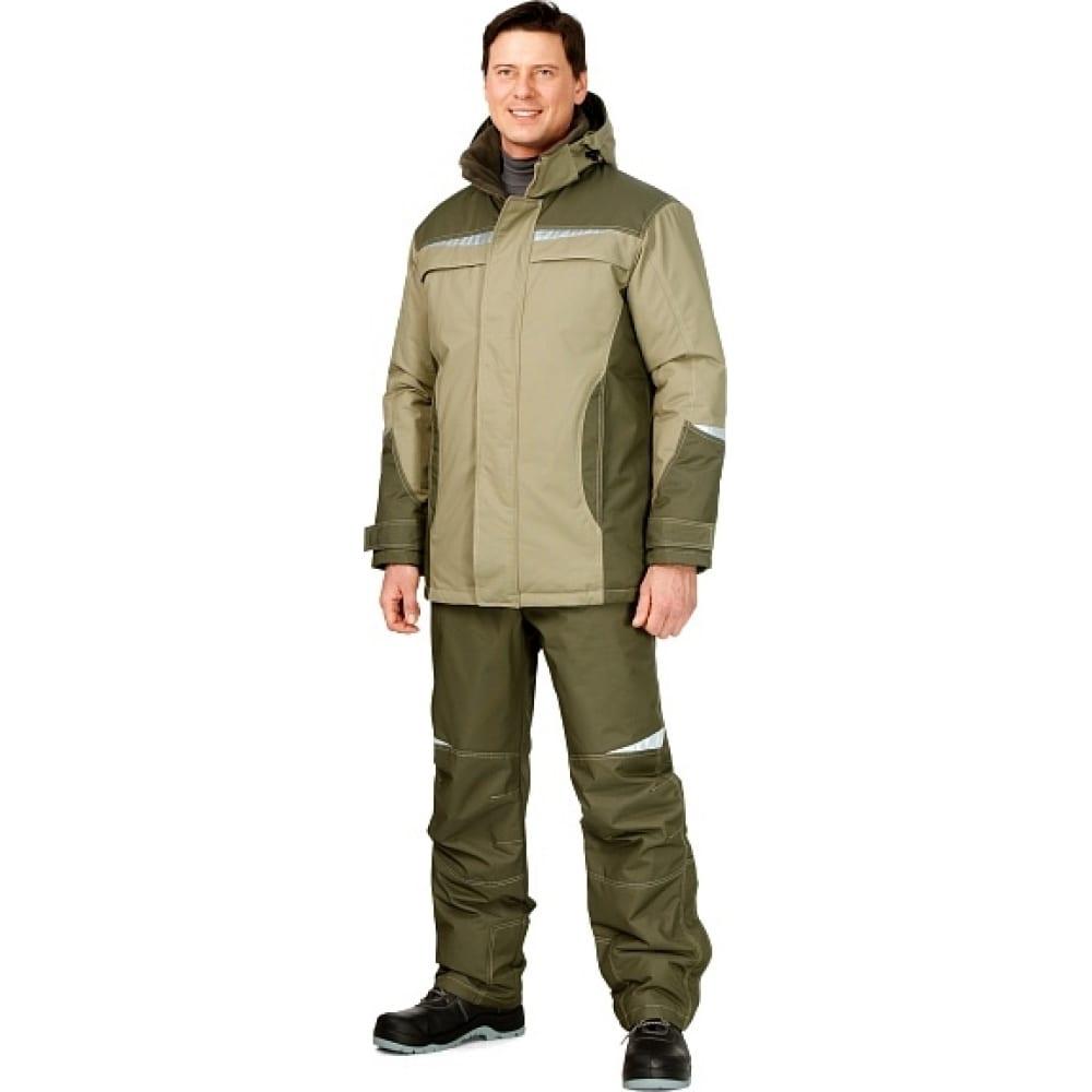 Мужская зимняя куртка техноавиа челси, размер 128-132. рост 170-176 2172t фото