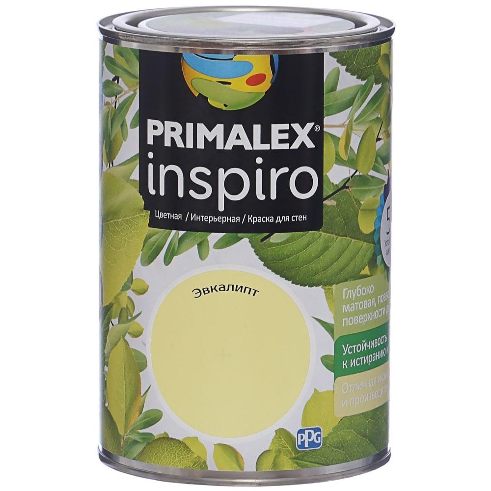 Краска primalex inspiro эвкалипт 420122