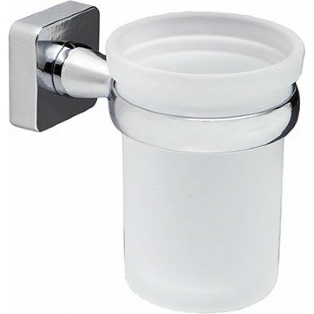 Купить Стеклянный стакан для зубных щеток wasserkraft lippe k-6528