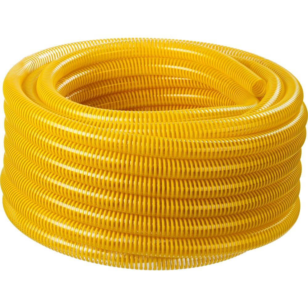 Купить Шланг напорно-всасывающий со спиралью пвх (30 м; 19 мм; 10 атм) зубр 40327-19-30
