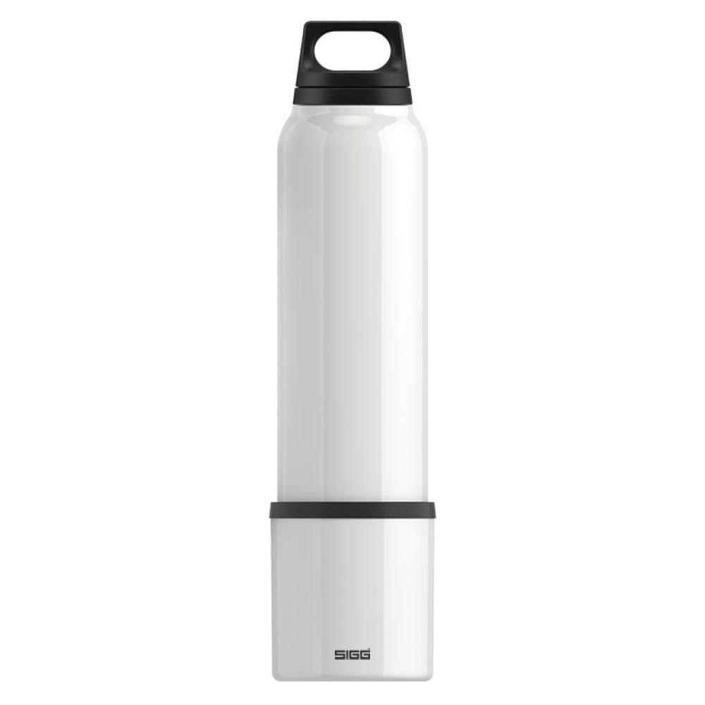 Термобутылка sigg h&c, 1 л, белая 8448.30