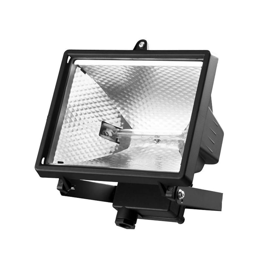 Купить Прожектор stayer maxlight галогенный, с дугой крепления под установку, черный, 150вт 57101-b