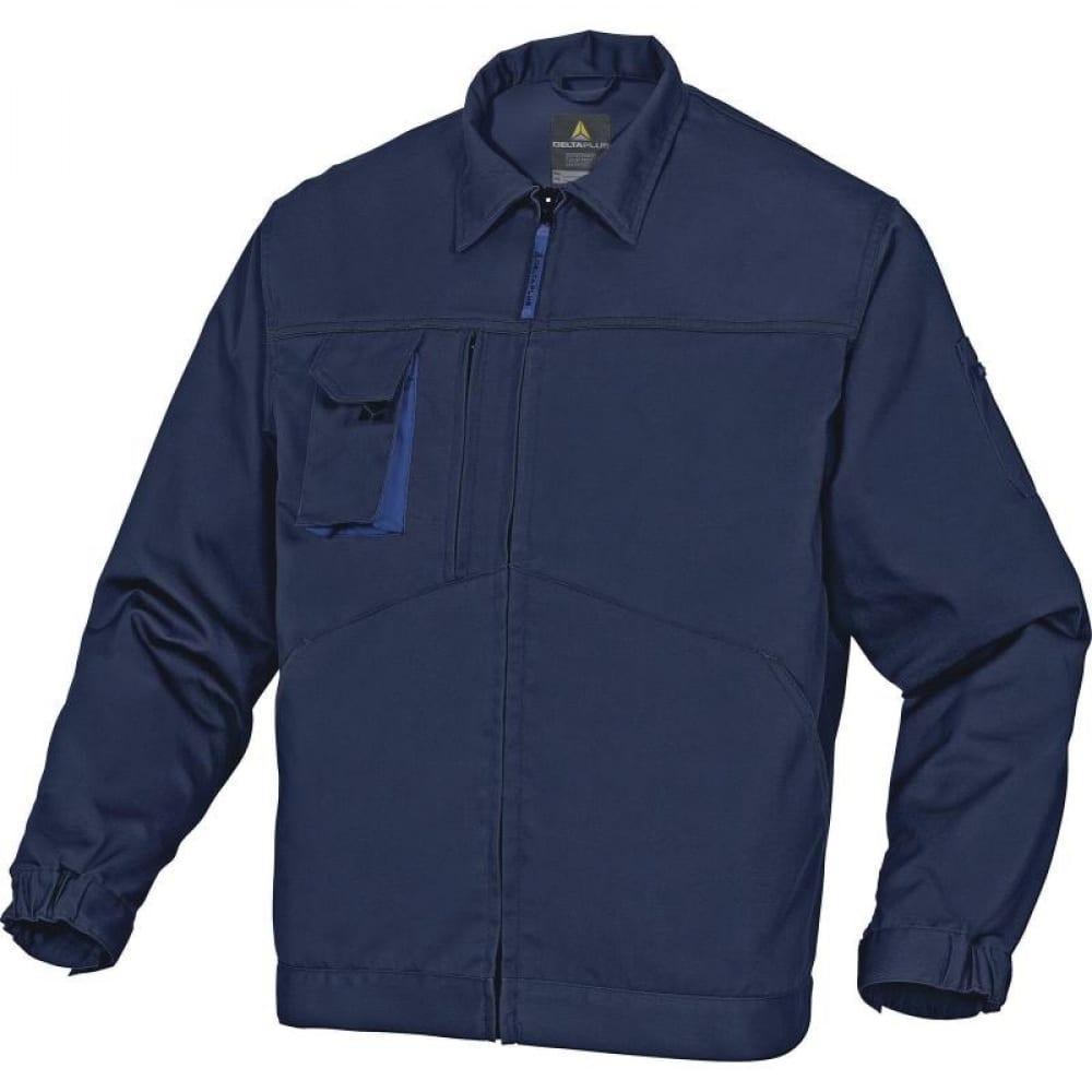 Куртка delta plus mach22 темно-синяя, размер s m2ve2bmpt  - купить со скидкой