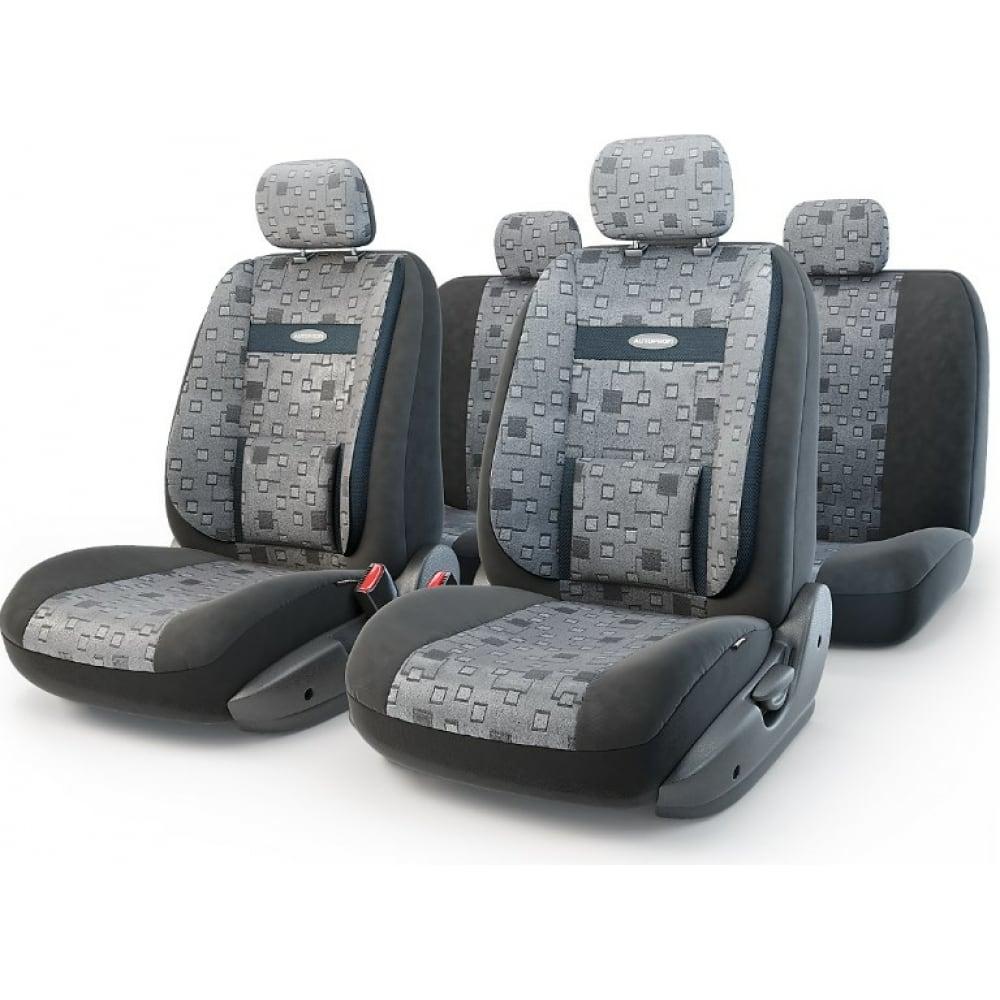 Купить Авточехлы autoprofi comfort com-1105 element m
