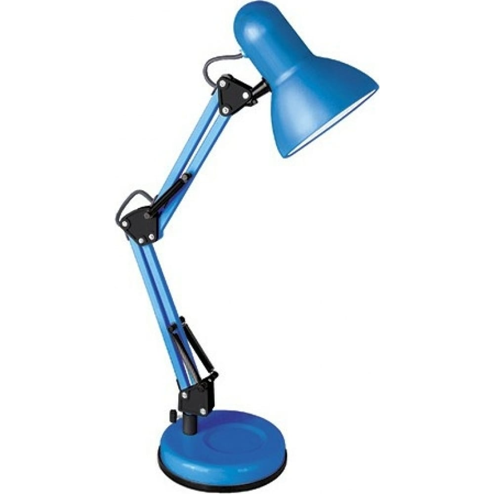 Купить Настольный светильник camelion kd-313 c06 синий, 230в, 60вт, e27 13643