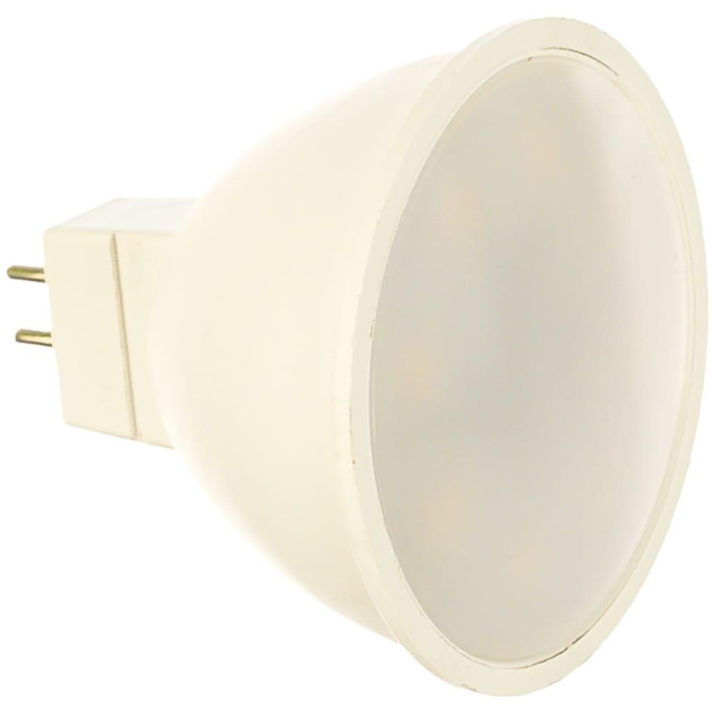 Купить Электрическая светодиодная лампа ergolux led-jcdr-9w-gu5.3-3k jcdr 9вт gu5.3 3000k 172-265в 13624