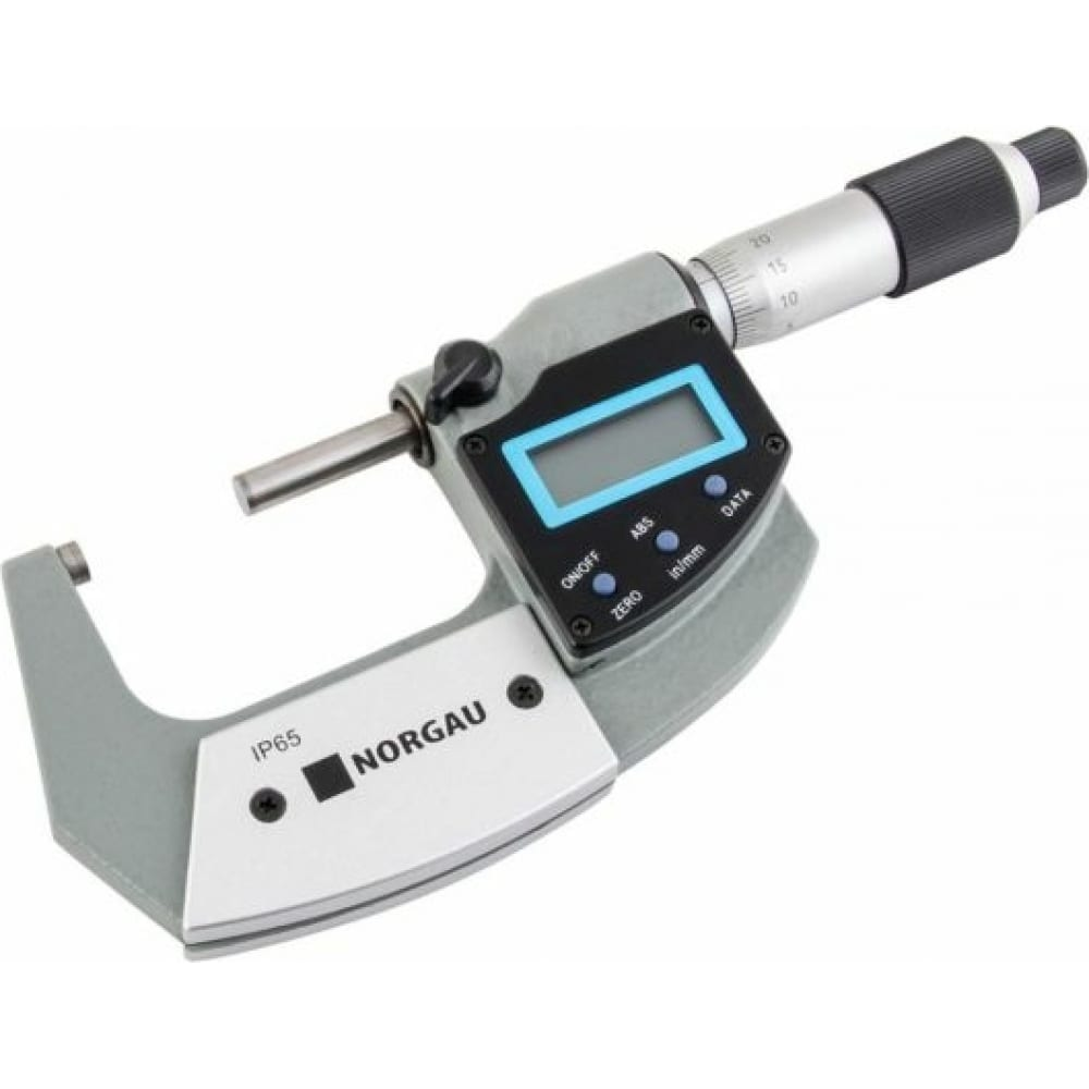 Цифровой микрометр norgau nmd-65d 041057002