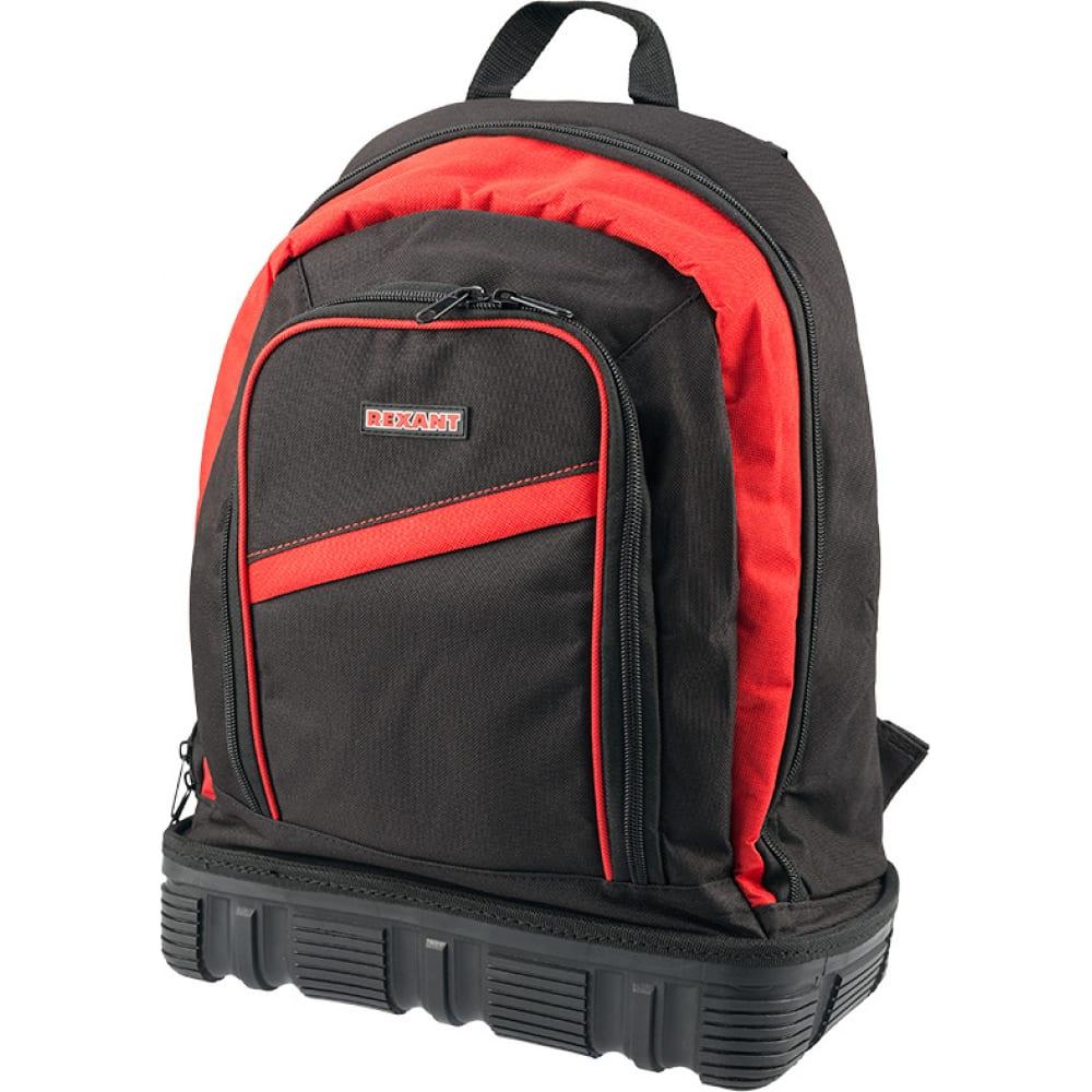 Рюкзак монтажника с резиновым дном rexant