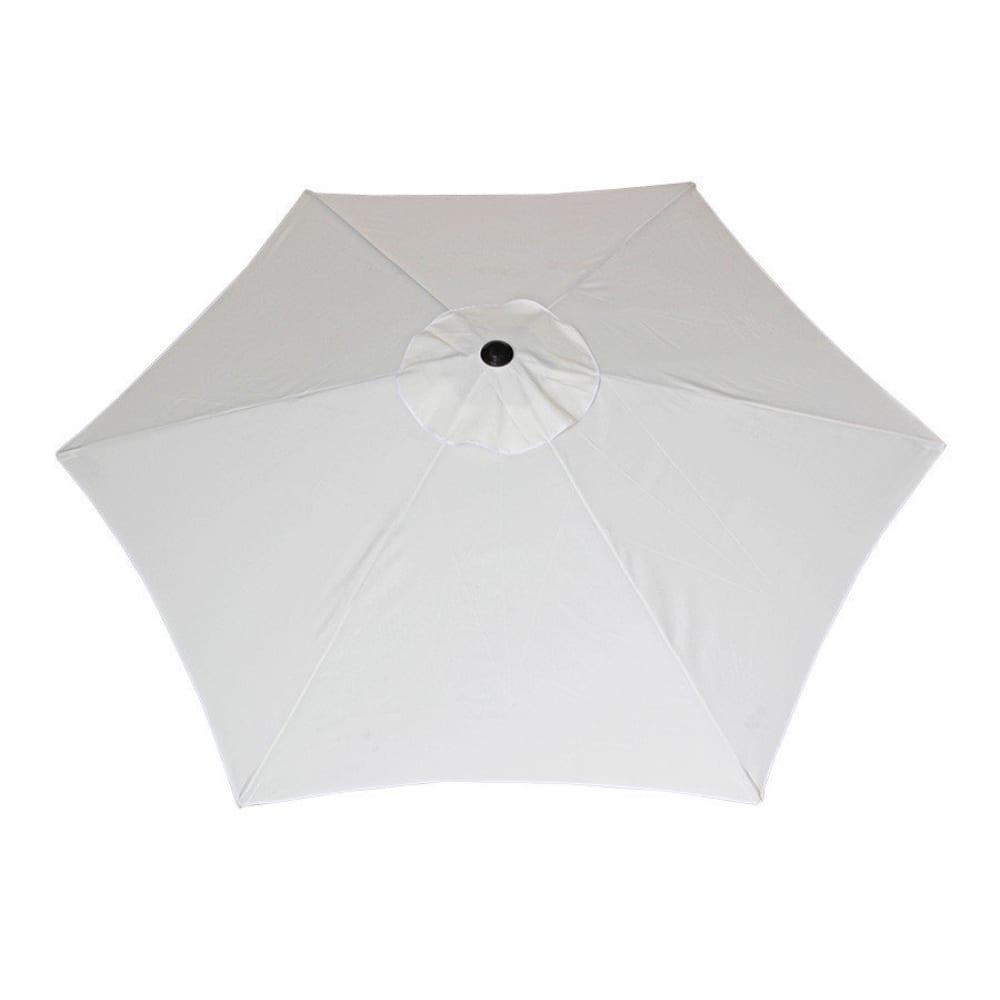 Садовый зонт green gladeбелый а2092