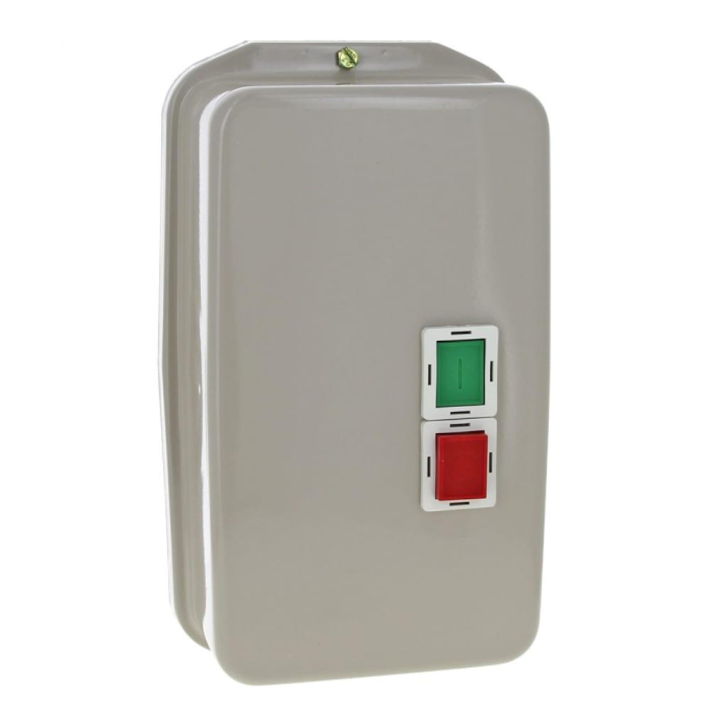 Купить Магнитный пускатель ekf пм 50а 380в ac ip65 п/с 1но ртэ-3357 50а кмэр ctrp-r-50-380v