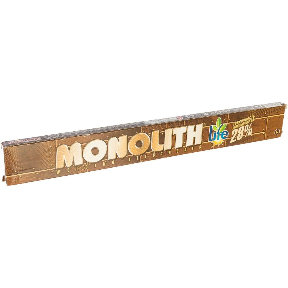 Электроды рц (1 кг; 4х450 мм) monolith 504
