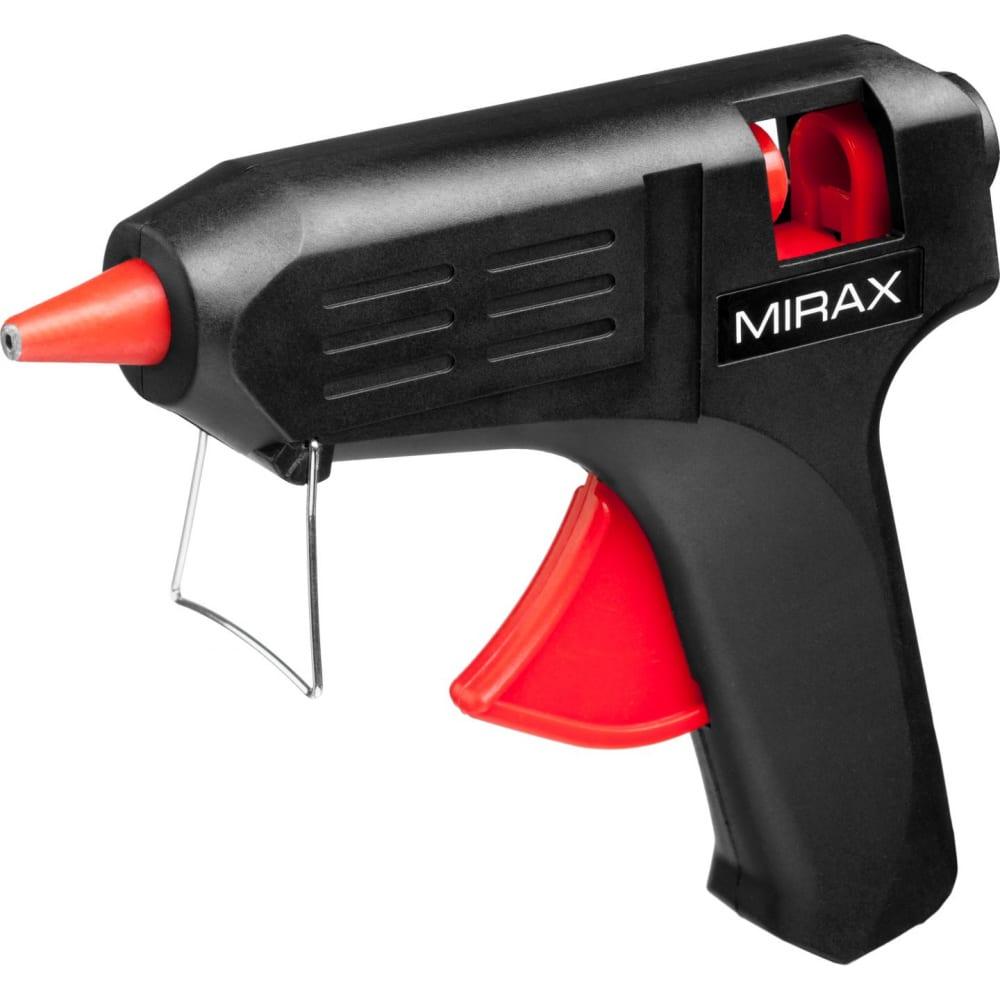 Электрический клеевой пистолет mirax 06803