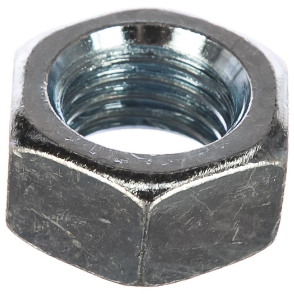 Купить Гайка качественный крепеж шестигранная din 934 м20 10 шт 0300927 кч