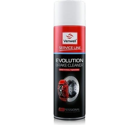 Очиститель тормозов Venwell EVOLUTION Brake Cleaner 600 мл VW-SL-005RU - цена, отзывы, характеристики, фото - купить в Москве и РФ