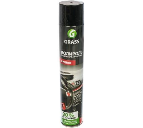 Полироль-очиститель пластика 750 мл вишня Grass Dashboard Cleaner 120107-2 - цена, отзывы, характеристики, фото - купить в Москве и РФ