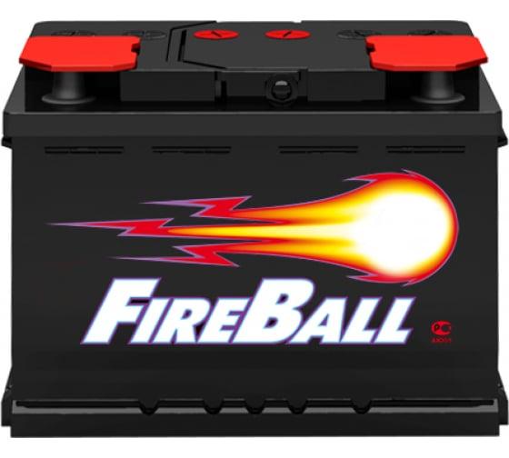 Аккумуляторная батарея FIRE BALL 6ст- 62 1 Аз в Сочи - цены, отзывы, доставка, гарантия, скидки