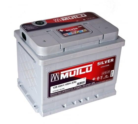 Аккумуляторная батарея Mutlu SFB M2 6СТ-55.1 L2.55.045.B в Ростове-на-Дону - купить, цены, отзывы, характеристики, фото, инструкция