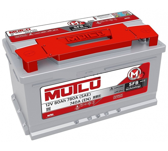 Купить аккумуляторную батарею mutlu sfb m2 6ст-80.0 низкий lв4.80.074.a в Калуге - низкие цены, отзывы, быстрая доставка, гарантия