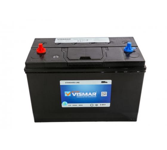 АКБ VISMAR ST 6СТ-100 N R-0 800A 353/175/190 4660003793864 в Воронеже - купить, цены, отзывы, характеристики, фото, инструкция