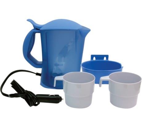 Автомобильный чайник 12В, 0.8л KIOKI 12V20 0975607607 в Екатеринбурге - купить, цены, отзывы, характеристики, фото, инструкция