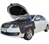 Защитная накидка на крыло автомобиля WIEDERKRAFT WDK-65302