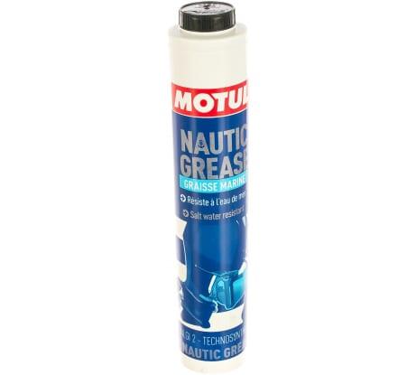 Пластичная смазка NAUTIC GREASE 0,4 л MOTUL 108661 - цена, отзывы, характеристики, фото - купить в Москве и РФ