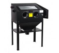 Пескоструйная камера 220л, 425-708л/мин, 2.7-5.4атм ROCKFORCE RF-SBC220