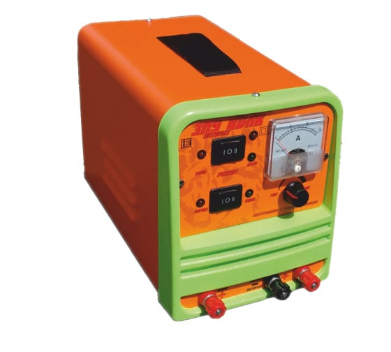 Зарядно-пусковое устройство Ника Антас ЗПУ - Волк Автомат 4631141924144 1