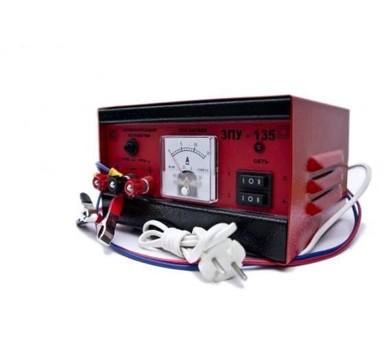 Зарядно-пусковое устройство Ника Антас ЗПУ - 135 4631136168911 1