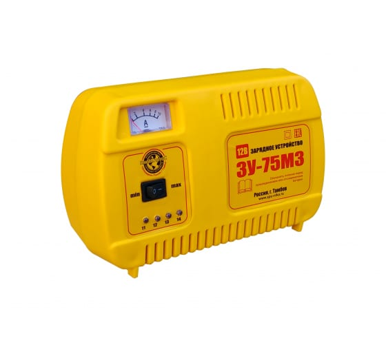 Зарядное устройство Ника Антас ЗУ -75М3 4631145561819 1