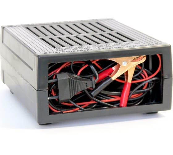 Интеллектуальное зарядное устройство Вымпел-56, с диагностикой АКБ, стартера, генератора, 20А/ 2104 3