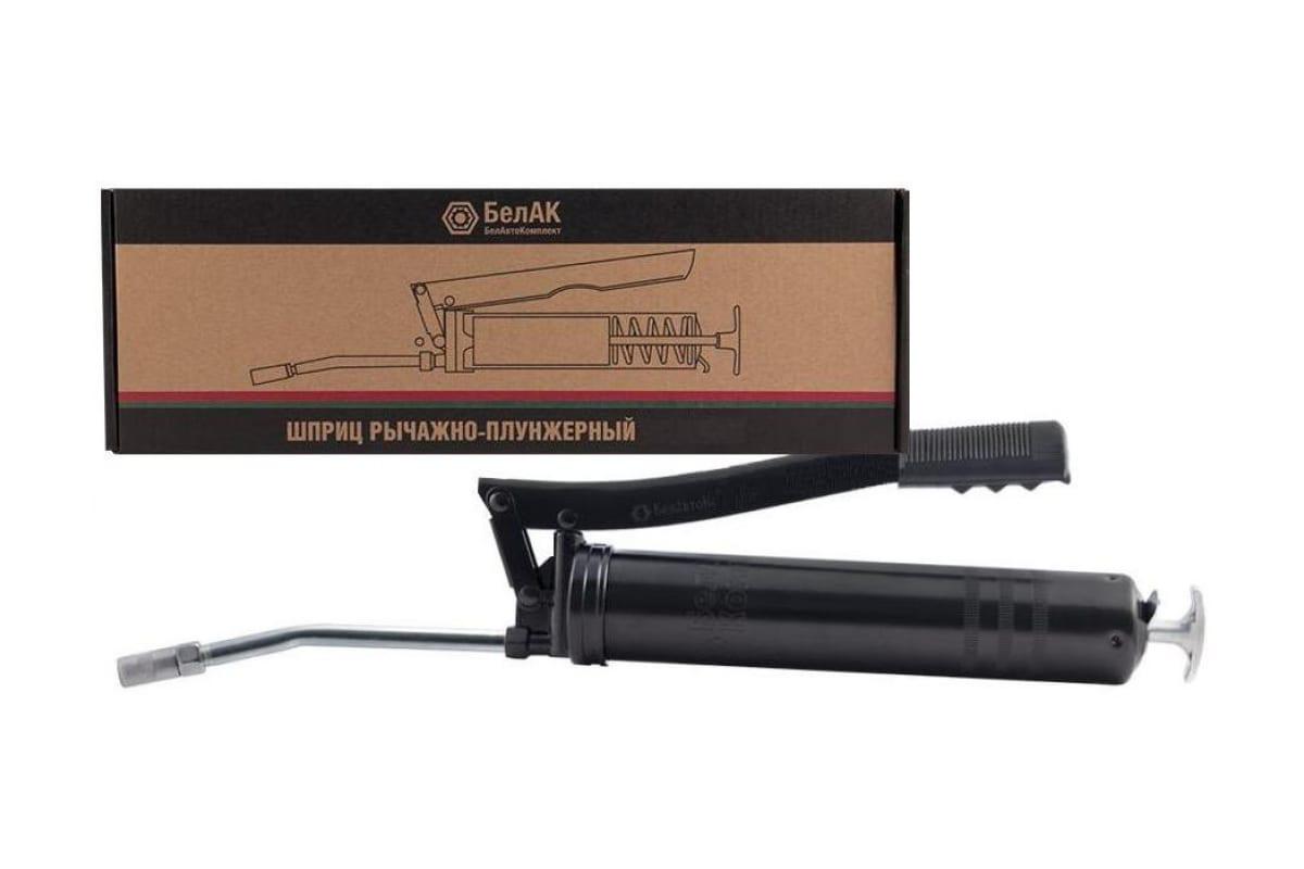 Рычажно-плунжерный шприц 400 мл БелАК БАК.00400