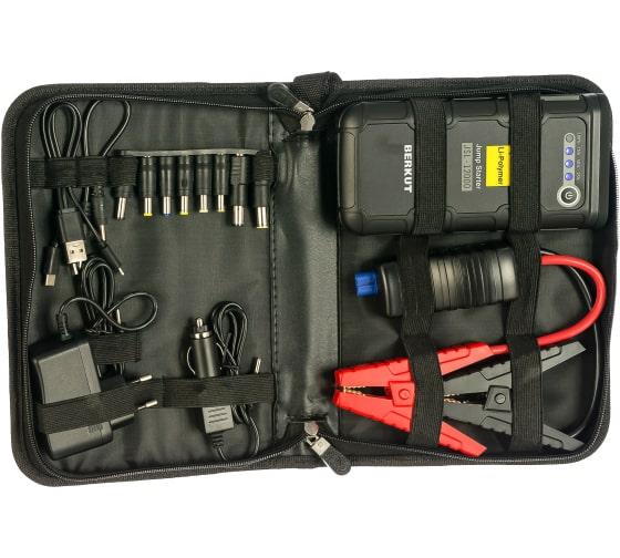 Пуско-зарядное устройство для аккумулятора BERKUT JSL-12000 1