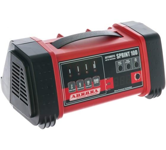 Зарядное устройство Aurora SPRINT10 D automatic 12/24В 14707 1