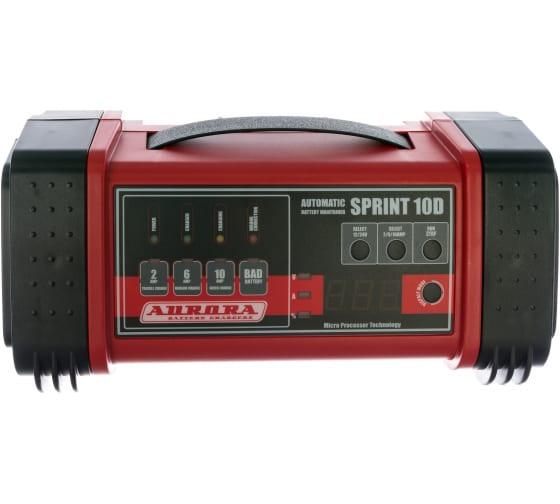 Зарядное устройство Aurora SPRINT10 D automatic 12/24В 14707 2