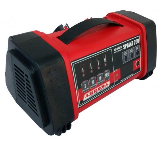 Зарядное устройство Aurora SPRINT 20 D automatic 12/24В 14708 1